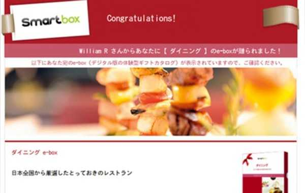 Smartbox Japon – Partner QR Secure Validation System